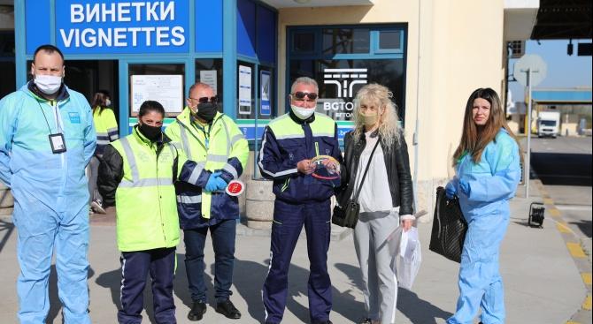50 предпазни шлема дариха днес Жени ГЕРБ - Русе на