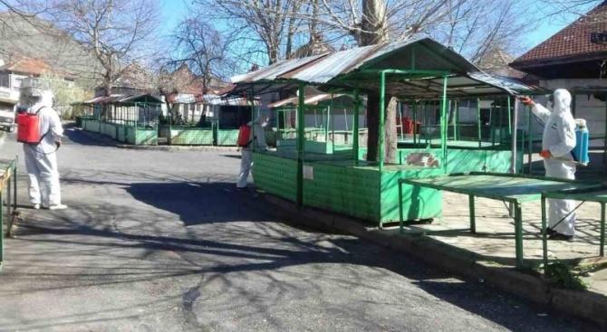 Традиционният пазар, който се провежда всеки вторник в Момчилград и