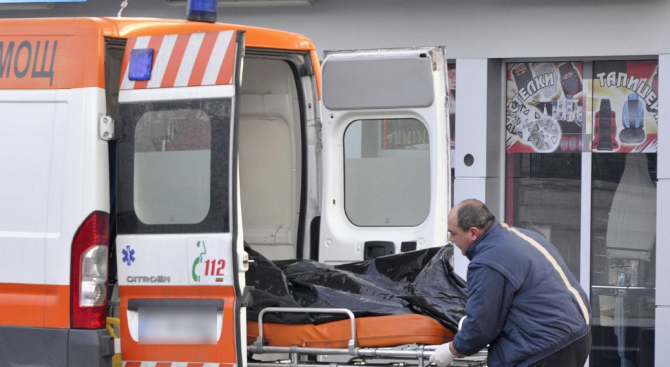 Работник почина внезапно в село Комарево
