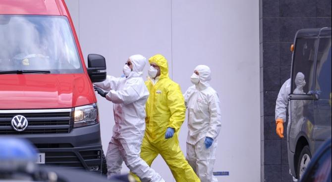 Българин със съмнение за коронавирус почина в Испания