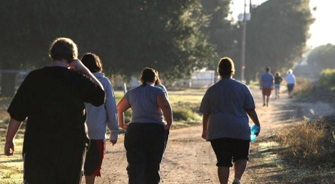 Затлъстяването и наднорменото тегло са голям риск за хората, заразени