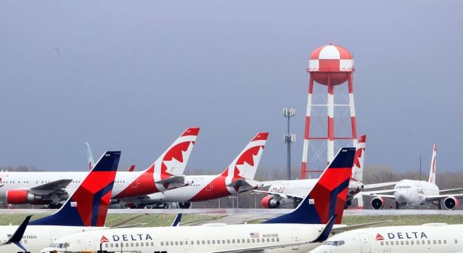 Air Canada планира да наеме отново 16 500 служители, уволнени заради коронавируса