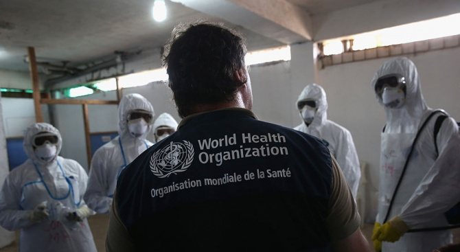 СЗО призова да не се политизира коронавирусът