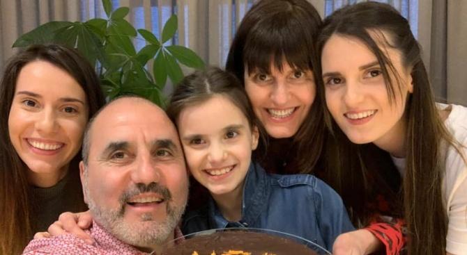 Цветан Цветанов празнува рожден ден по време на извънредно положение