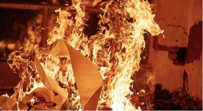 Четирима души загинаха при пожар в старчески дом в Москва