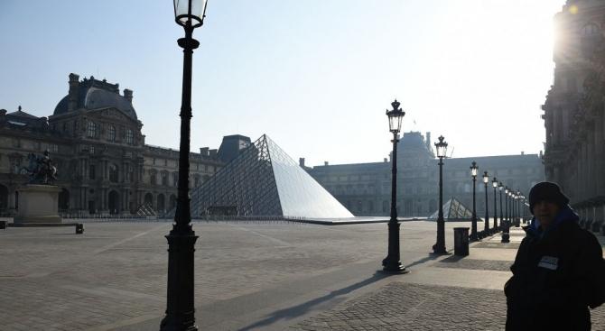 Френската държавна програма за субсидиране на принудителното излизане в отпуск