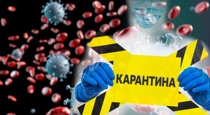 Пет акта за нарушаване на противоепидемичните мерки са съставени в