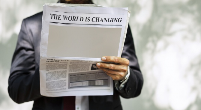 """""""Галъп"""": 57% от българите смятат, че след пандемията светът ще се промени сериозно"""