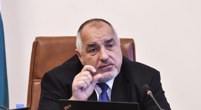 Борисов обяви три варианта за извънредното положение и заяви: Не мога с милиция и бой да затворя църквите!