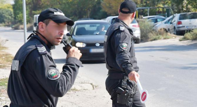 23-годишен мъж от Шумен е задържан в полицейското управление в