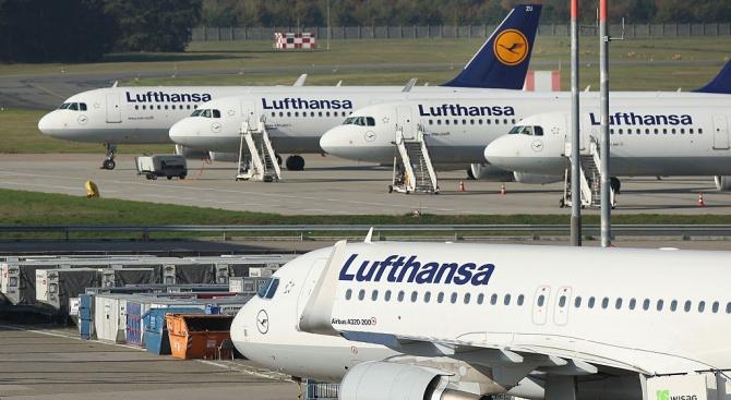 Луфтханза губи 1 милион евро на час