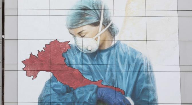Броят на починалите от коронавирус лекари в Италия е вече