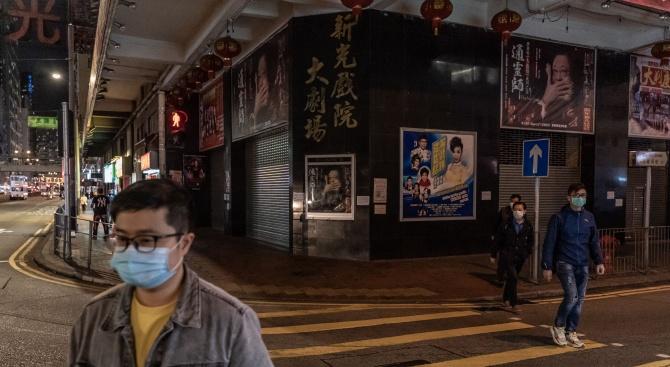 42 нови заразени с коронавируса в Китай за последното денонощие