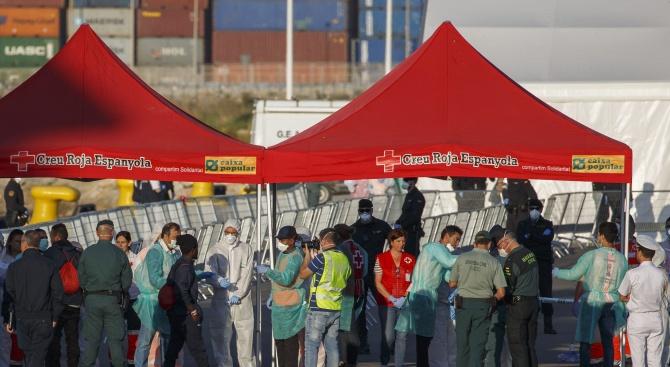 Малта повече не може да гарантира спасяването на мигранти или