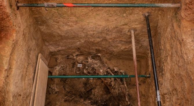 Заравят по-бедните жертви на COVID-19 в масов гроб край Ню Йорк