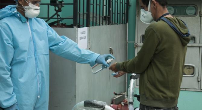 Белгия съобщи днес за нови 496 смъртни случая от COVID-19