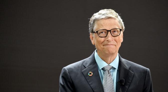 Бил Гейтс: Южна Корея е пример за подражание в борбата с коронавируса