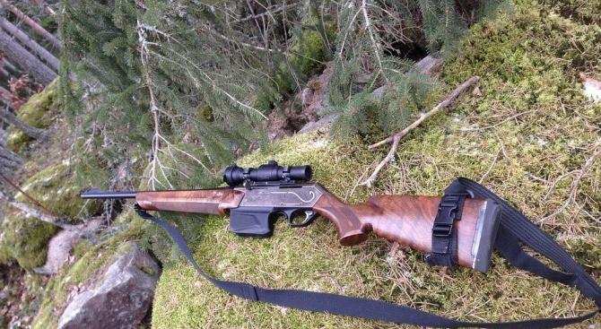 Четири акта за незаконен лов съставиха горски служители на ДГС Панагюрище