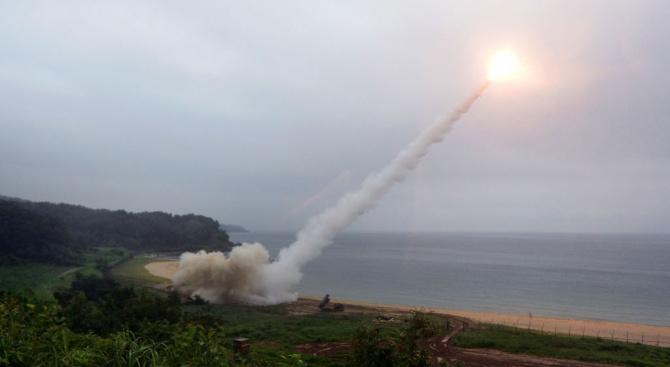 Украйна показа нова ракета