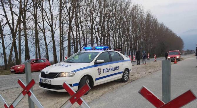 Мащабна акция на полицията в София за контрол на спазването