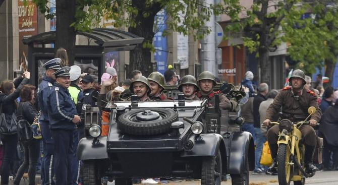 Тази година парадът за 6 май няма да е същият