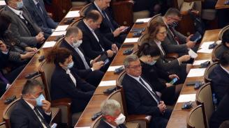 Народните представители ще решават за заплатите си и актуализацията на бюджета