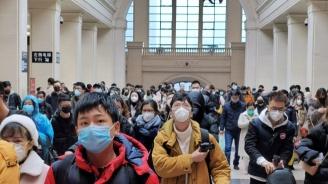 Китай съобщава за повишение в броя на  случаите на коронавирус