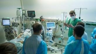 Щатът Ню Йорк регистрира рекорден брой смъртни случаи от коронавирус за денонощие