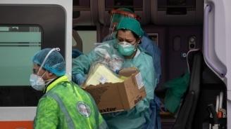 Италия регистрира най-слабо увеличение на новите случаи на COVID-19 за денонощие
