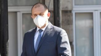 Радев не наложи вето на промените в закона за извънредното положение