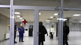 """Така се грижат за болните от COVID-19 в УМБАЛ """"Света Анна"""""""