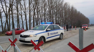 Полицейска блокада на столични квартали заради коронавируса