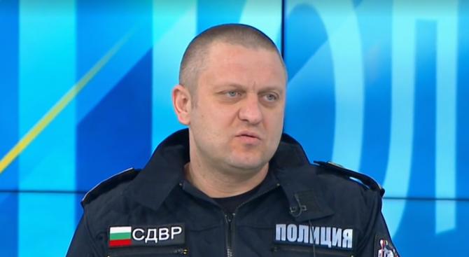 Ще има засилено полицейско присъствие покрай църквите, заяви шефът на СДВР