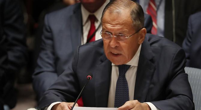 Сергей Лавров: Русия и САЩ са готови обсъждат по същество стратегическата стабилност