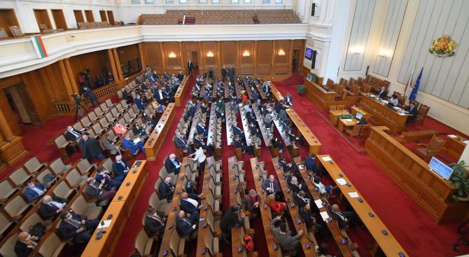 До 50 000 лева глобаза търговски вериги, които не предлагат българска продукция, прие парламентът