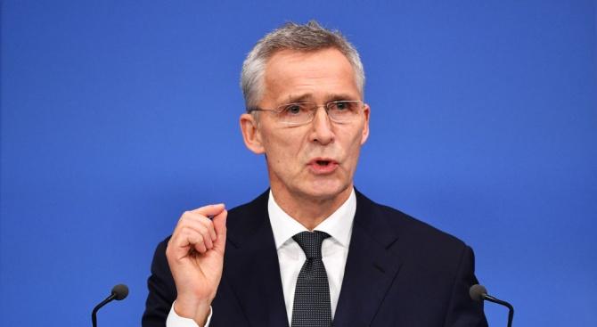 НАТО призова днес съюзниците, изправени пред икономическите трудности, породени от