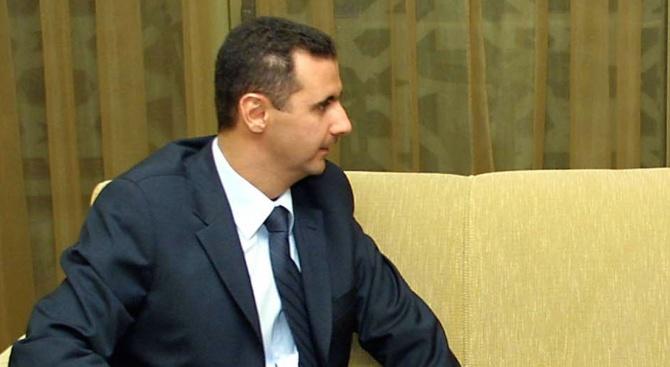 Башар Асад: САЩ се опитват да използват COVID-19 за свои цели