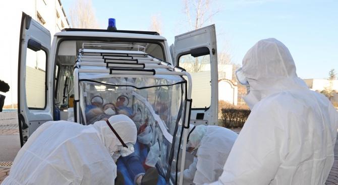 Изписаха първия пациент в Панагюрище с доказана инфекция COVID-19