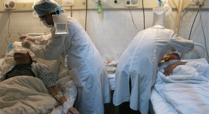 Община Видин командирова четирима медицински специалисти за подпомагане на работата в болницата