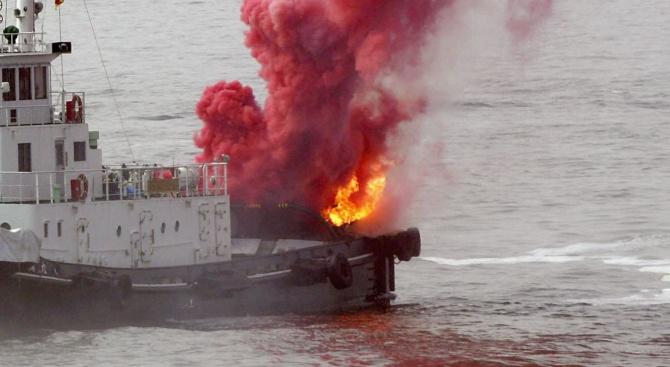 Иран: Ще потопяваме кораби на САЩ