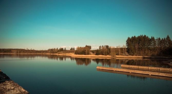 Големите язовири в България са пълни на 66,9 процента от общия им обем