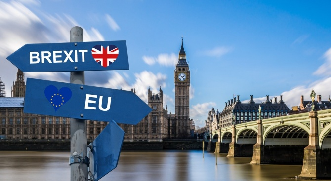 Великобритания заяви, че има ограничен напредък в преговорите с ЕС за Брекзит