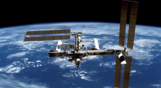 """Товарният кораб """"Прогрес МС-14"""" стигна за рекордно кратко време до МКС"""