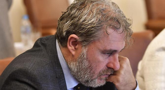 Министърът на културата Боил Банов ще даде брифинг