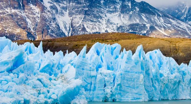 Радиоактивни следи по ледниците в света 34 години след катастрофата в Чернобил