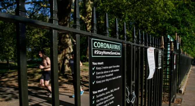 Доминик Рааб: Великобритания се намира на опасен етап с коронавируса