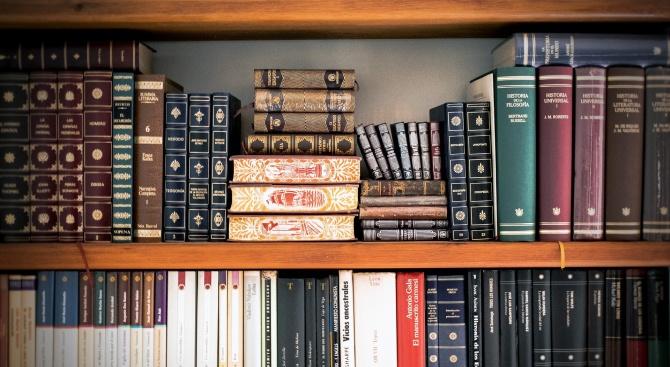 В периода на пандемия и книгите в библиотеката минават през карантина