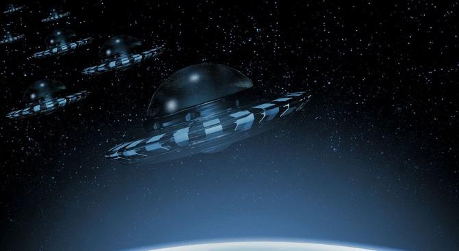 Япония изготвя инструкция  за военните си пилоти  в случай на среща с НЛО
