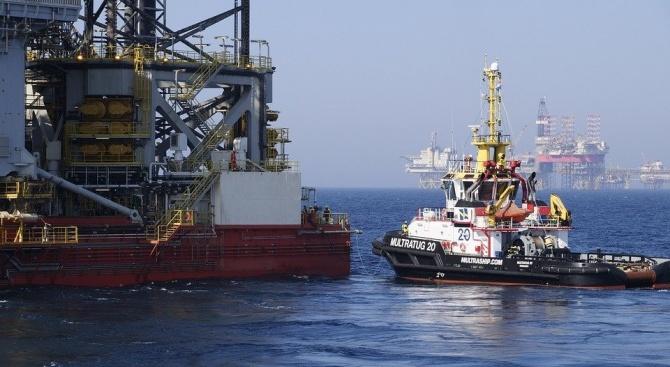 Британският петролен гигант Би Пи (BP) обяви днес тежка чиста