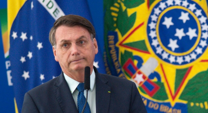 Бразилия надхвърли прага от 5000 починали вследствие на новия коронавирус,